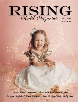 Rising Model Magazine Issue #96
