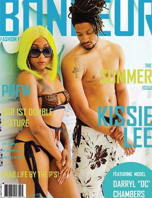 BONHEUR Fashion Magazine June 2017
