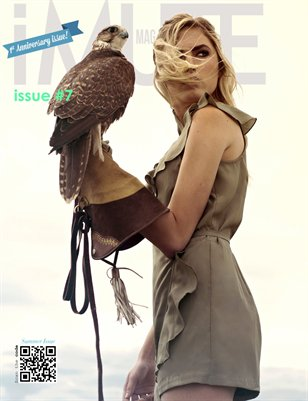 iMute Magazine #7 |  Summer Issue (1st anniversary issue)