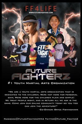 FF 4 LIFE (2015 Version) Poster