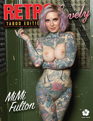 Taboo Edition No. 36 – MiMi Fulton Cover