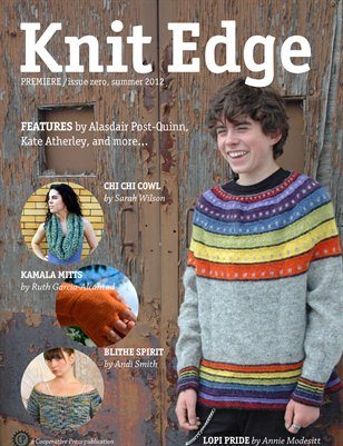 Knit Edge issue zero