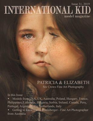 International Kid Model Magazine Issue #31
