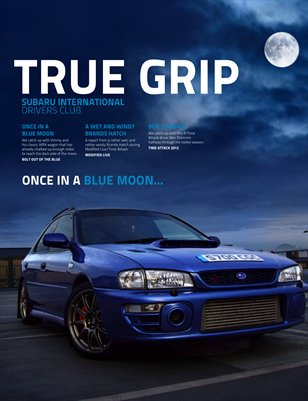 TRUE GRIP | MAY 2012