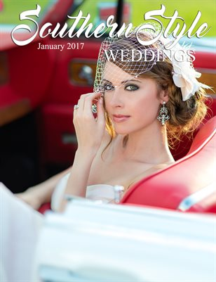 Southern Style Weddings January 2017
