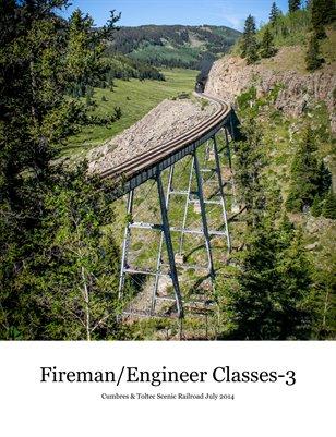 Engineer/Fireman Class July 2014 part-3