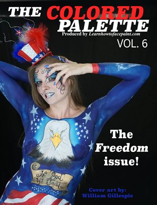 The Colored Palette July Issue Vol. 6