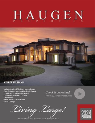 Haugen Properties - 2324 Panorama Court, Arlington, Texas