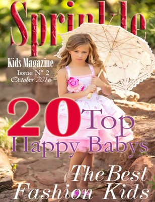 Sprinkle Kids Magazine Vol. 3
