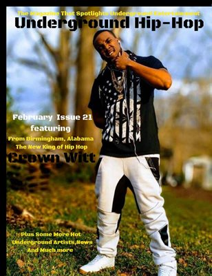 Underground Hip-Hop February Issue 21