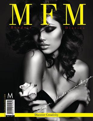 "MFM's ""The Freedom Issue,"" Vol. 4 - Boudoir Diaries"
