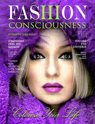 FASHION CONSCIOUSNESS Magazine Spring 2015