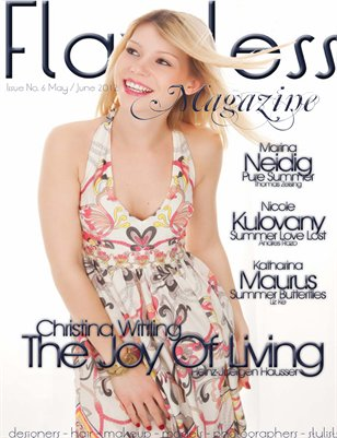 Flawless Magazine, Issue 6