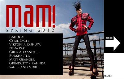 MAMi Mini Spring 2012