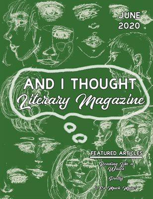 June 2020 Lit Mag