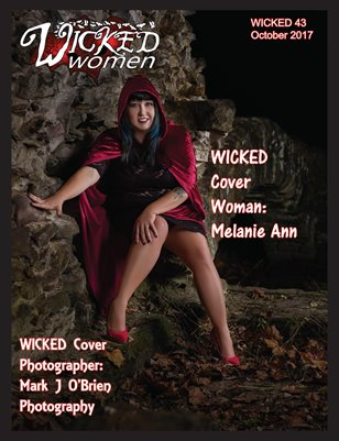 WIICKED Women Magazine: WICKED 43: October 2017