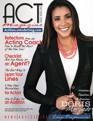 ACT Like A Pro Magazine Issue 31