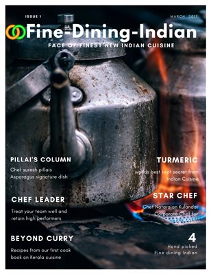 Fine dining Indian Magazine March 2017 Issue
