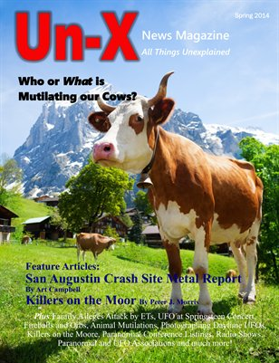 Un-X News Magazine Issue #11