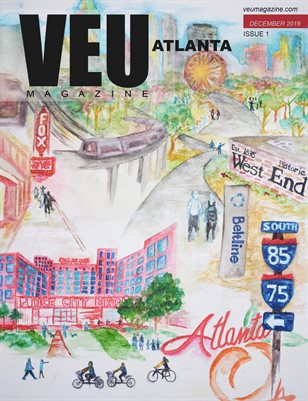 VEU MAGAZINE ATLANTA DEC 2018