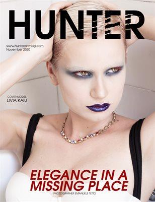 HUNTER Magazine issue NOVEMBER 2020 vol.7