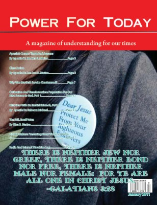 Power For Today Magazine, January 2011