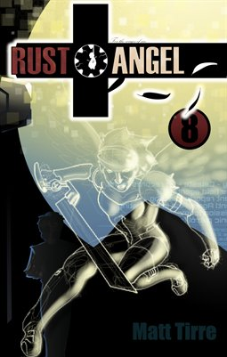 Rust Angel #8