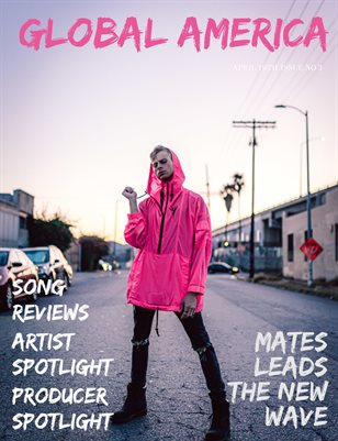 Global America Issue 3 Featuring MATES