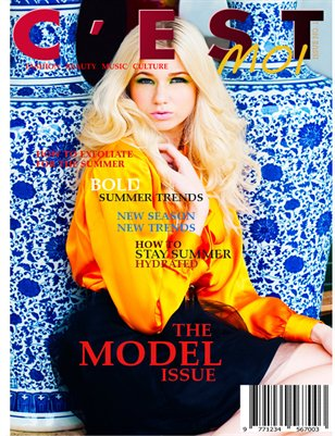 C'est Moi Magazine Issue One