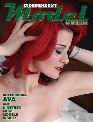 Independent Model Magazine Spring 2013