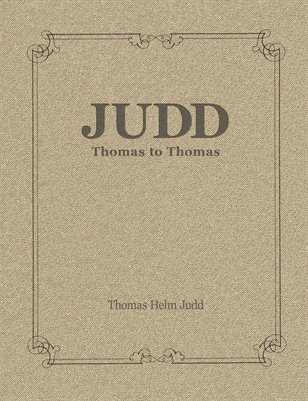 JUDD - Thomas to Thomas