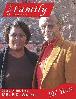 Volume 1 Issue 7 - Mr. P.D. Walker 100th