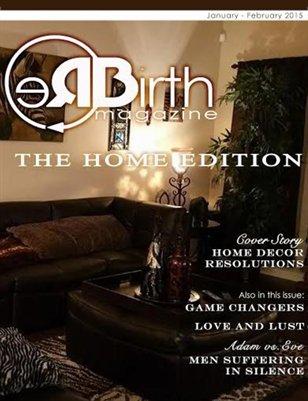 Rebirth Magazine January Issue 2015