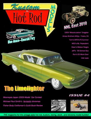 Kustom & Hot Rod Models #4