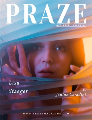 PRAZE Magazine | Oct 2021 - Issue #1