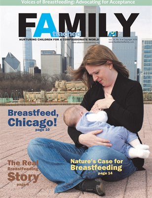 Attached Family Issue 2014: Breastfeeding Advocacy