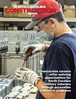 North Carolina Construction News (May-June 2021)