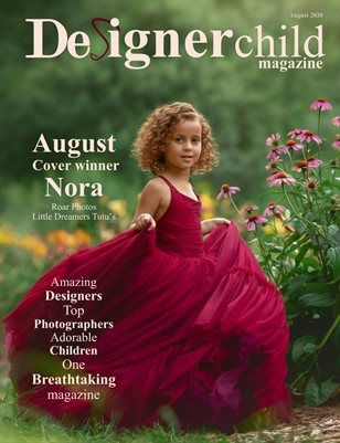 Designer Child Magazine August 2020