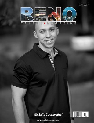 Reno Talent Magazine April 2017 Edition