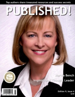 PUBLISHED! featuring Marsha Bench