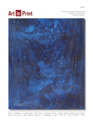 Art in Print, Volume 8/Issue 3