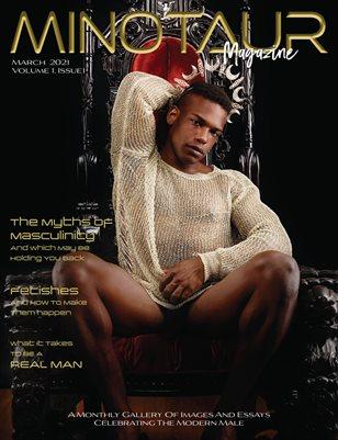 MINOTAUR MEN  •  2021, Issue #1