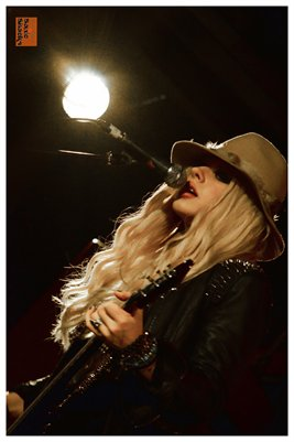 SONIC SHOCKS - ORIANTHI double poster
