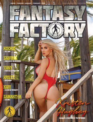 FANTASY FACTORY MAGAZINE JANUARY - FEBRUARY 2019