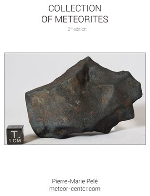 Collection of meteorites (3rd edition)