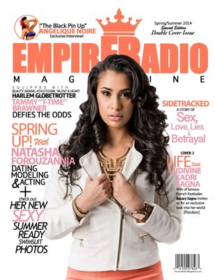 Empire Radio Magazine Issue#23 Natasha F.