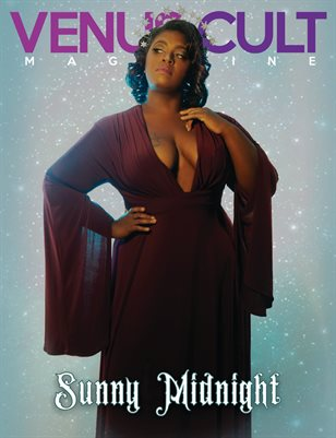 Venus Cult No.28 – Sunny Midnight Cover