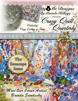 Crazy Quilt Quarterly Summer 2015