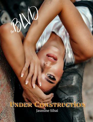 BLVD Magazine Volume 42 Featuring Jasmine Sibai
