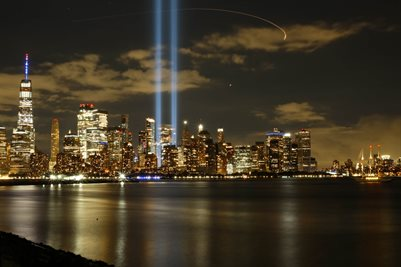 NYC Night 9/11/2020